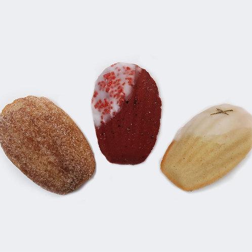 Madeleine Variety Pack