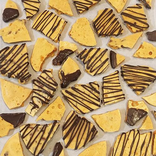 Honeycomb Shortbread
