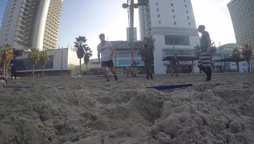 Tel Aviv Trainings Jan.20