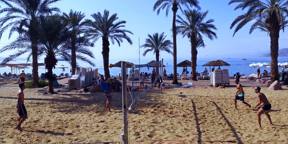 Eilat (ISR) - Weekend Camp