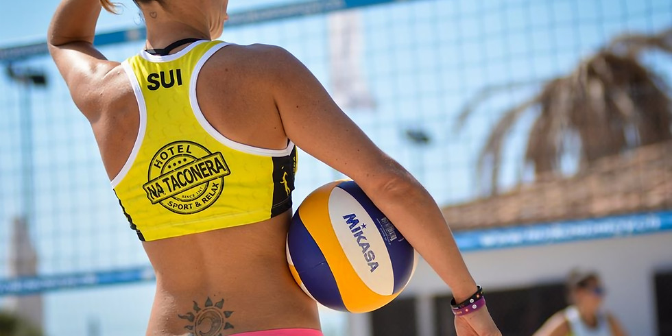 Mallorca - Beach Volleyball Camps - CANCELED DUE TO COVID 19