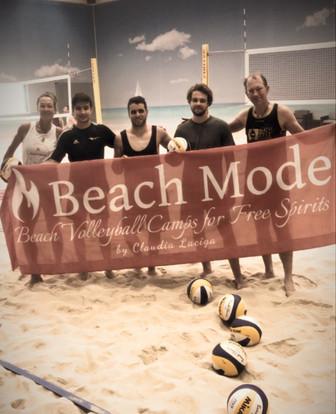 Beach Mode Workshops