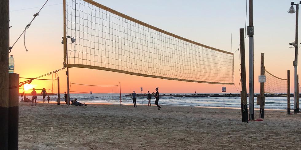 Tel Aviv Group Training Sessions - 26-29.01.20