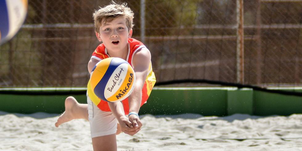 Summer Junior Camps by Beachvolleycamps & Swiss Volley