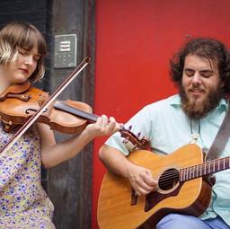 Emilie Rose and Hunter Burgamy