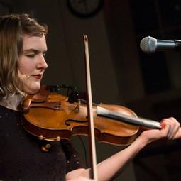Emilie Rose Boston Celtic Music Festival 2018 Sailbow