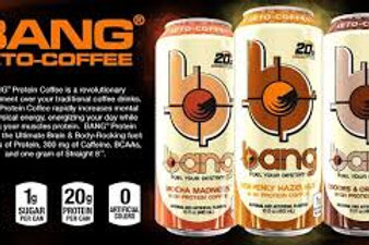BANG® High Protein Coffee