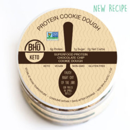 BHU High Protein Dough