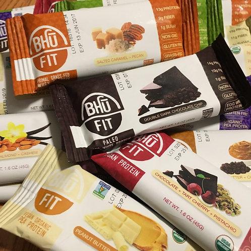BHU Vegan Protein Bars
