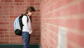 La peur de l'école