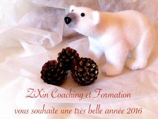 Croyez en vos rêves, partagez vos réussites... Bonne année à tous !