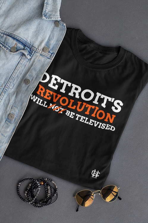Detroit's Revolution Will Be Televised