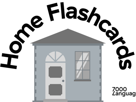 Learning From Home: Flash Cards