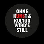 Logo Ohne Kunst und Kultur RUND NEG.png