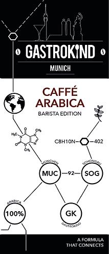 CAFFÉ ARABICA 100%