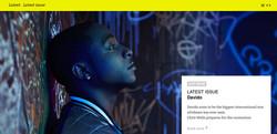 Echoes Music Magazine Website
