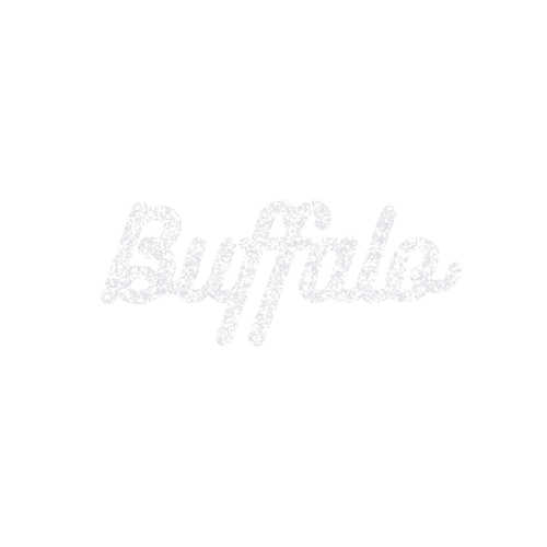 BuffaloWhiteGlitterDesign