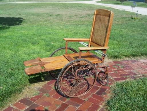 Internal Medicine – Wooden Wheelchairs