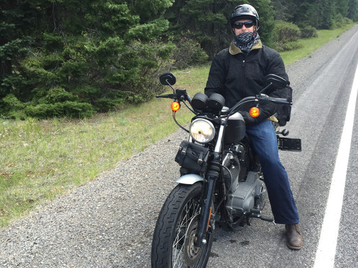 500 Miles on a Sportster