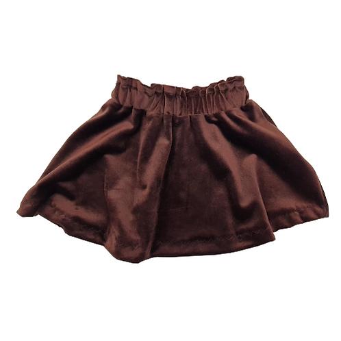 Soft Velour Skirt