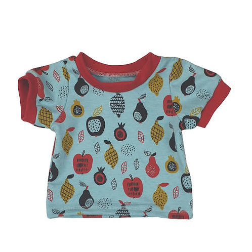 Fruity Short Sleeves T-shirt