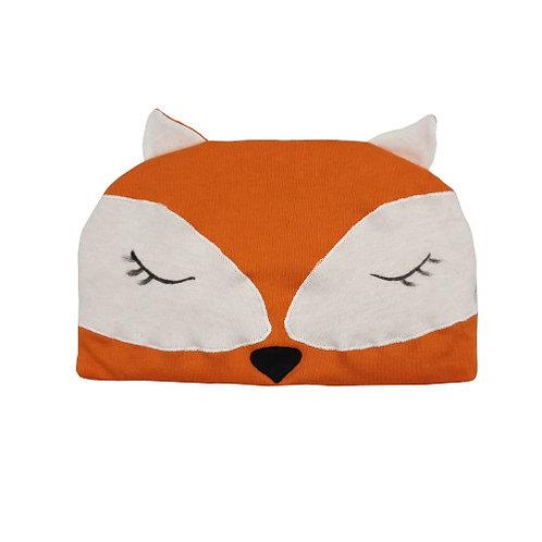 Fox Cherry Pit Pillow