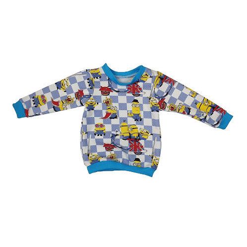 Minions Long Sleeves Top