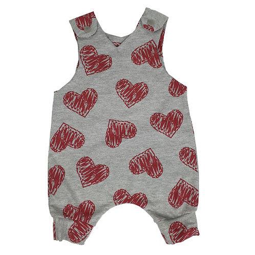 Heart Romper