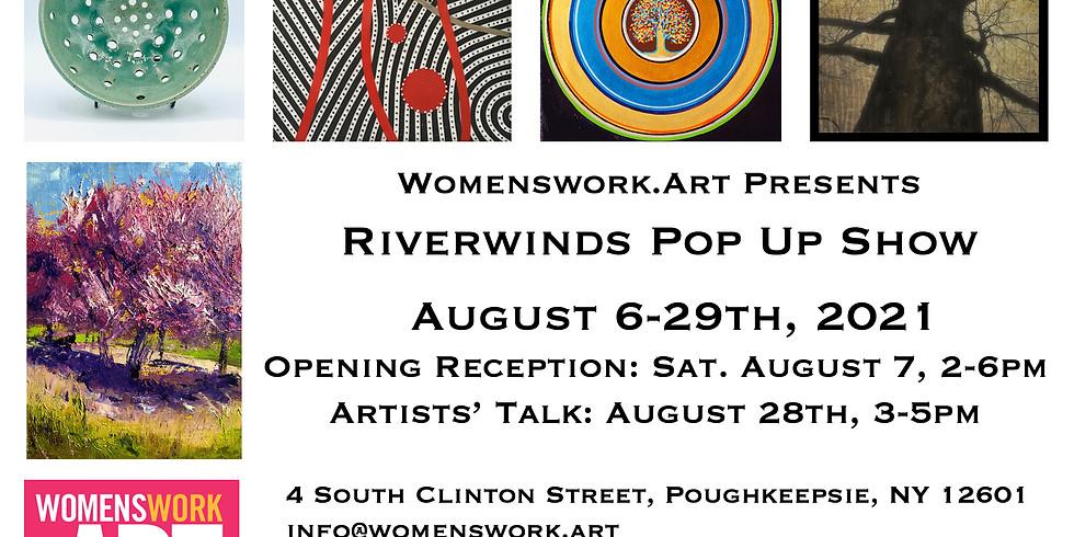 RiverWinds Pop Up Show