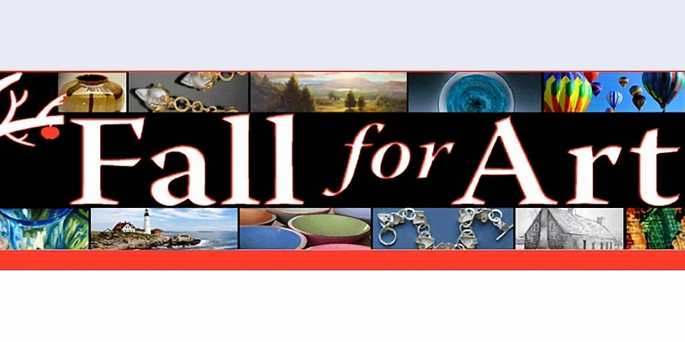 23rd Annual Fall for Art