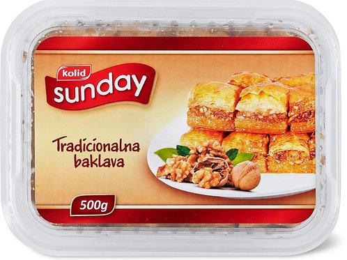 Sunday Baklava  (500g)