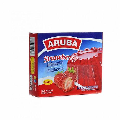 Aruba Erdbeer Puddingpulver (300g)