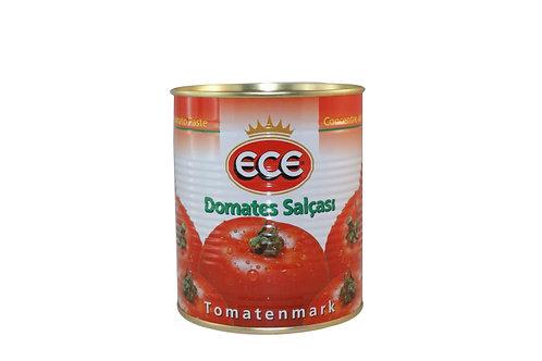 Eco Geschälte Tomaten in Tomatensoße (800g)