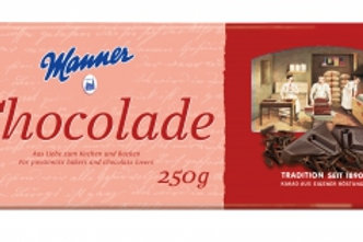 Manner Kochschokolade (250g)