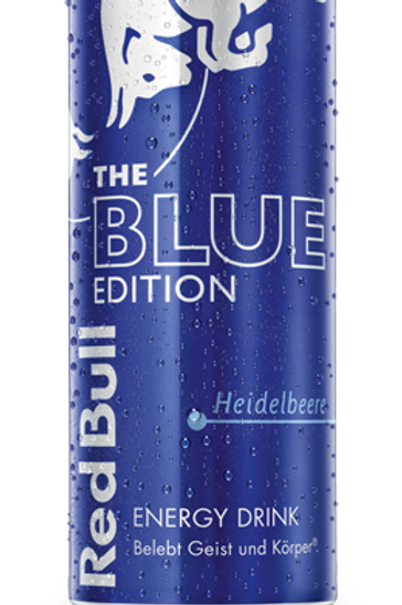 Red Bull the blue edition (330ml)