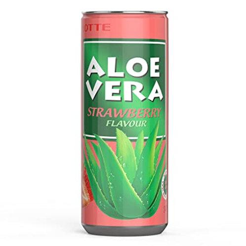 Aloe Vera Erdbeere (240ml)