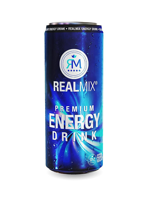 Real Mix Energydrink (250ml)