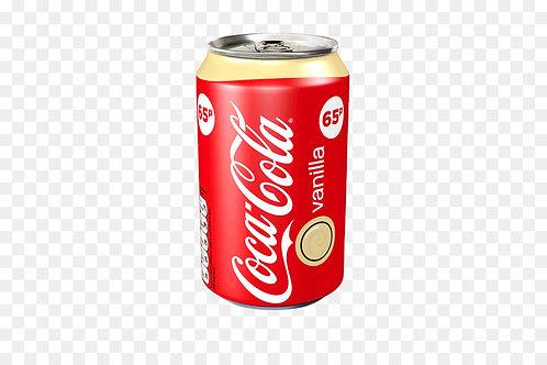 Coca Cola Vanille  (250ml)