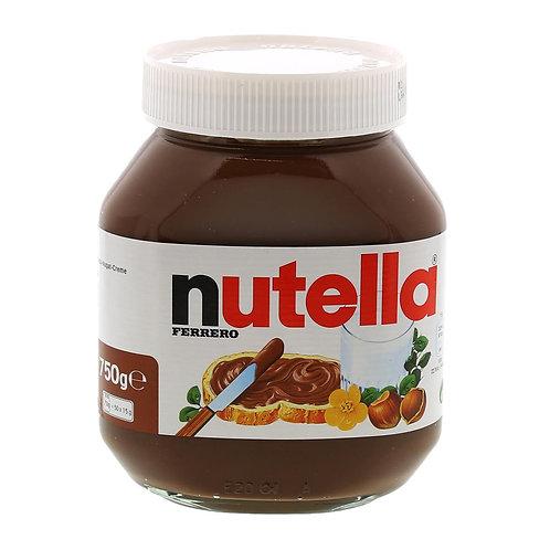 Nutella Aufstrich (750g)
