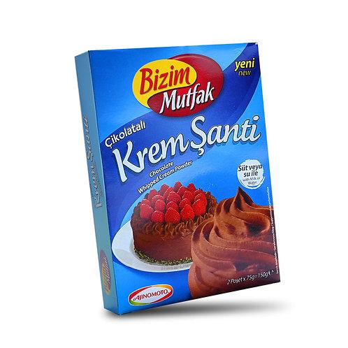 Bizim Schlagcreme (Schokolade) (150g)