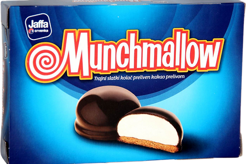 Jaffa Munchmallow (133g)