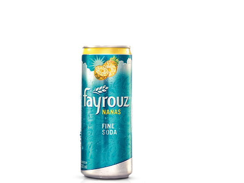 Fayrouz Ananas (330ml)