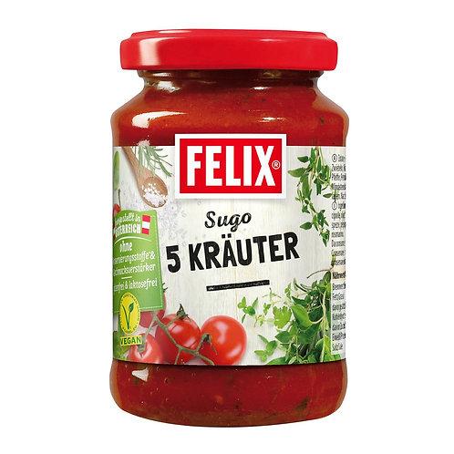 Felix Sugo 5 Kräuter  (360g)