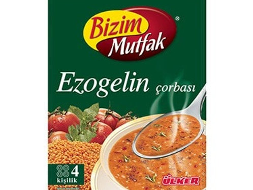 Bizim Türkische Tomatensuppe (65g)