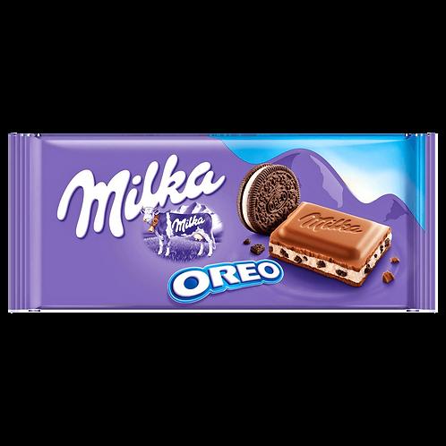 Milka Oreo Schokolade (100g)
