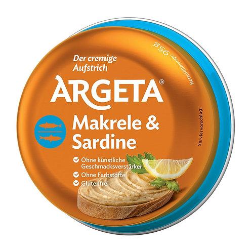 Argeta Makrele & Sardinenaufstrich (100g)