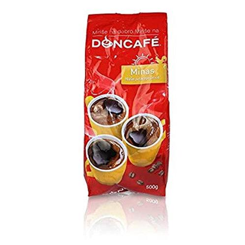 Doncafe Mischung vom gerösteten, gemahlenen Kaffee (500g)