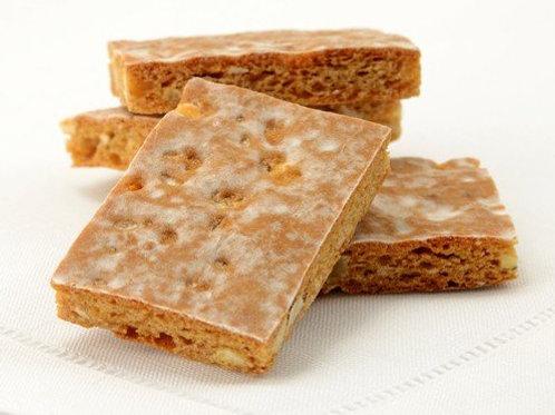 Honig Lebkuchen mit Pflaume gefüllt (350g)