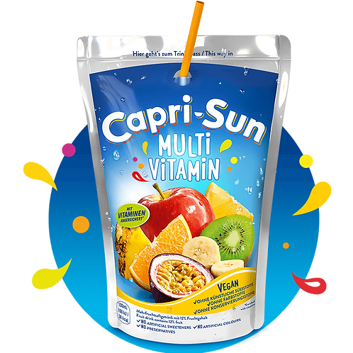 Capri Sonne Multivitamin (200ml)