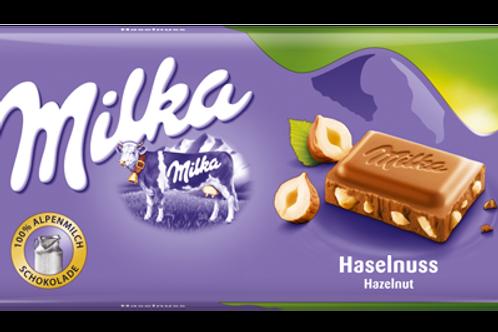 Milka Haselnuss Joghurt (100g)